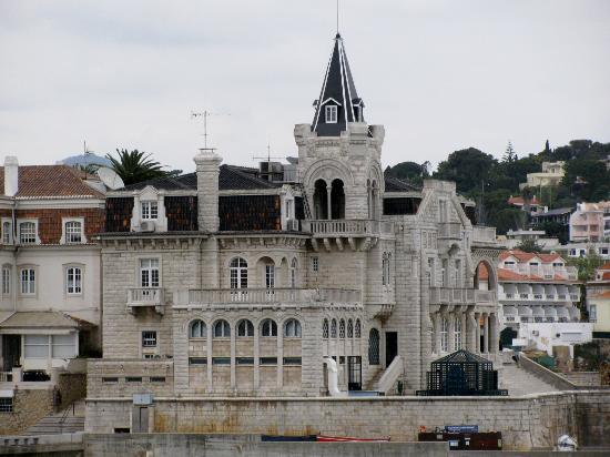Cascais: Naval quarters
