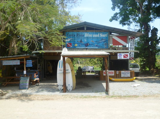 Costa Rica Dive and Surf: April 2012, New Look!
