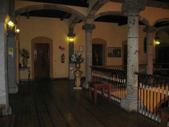 Hotel Frances: Second floor