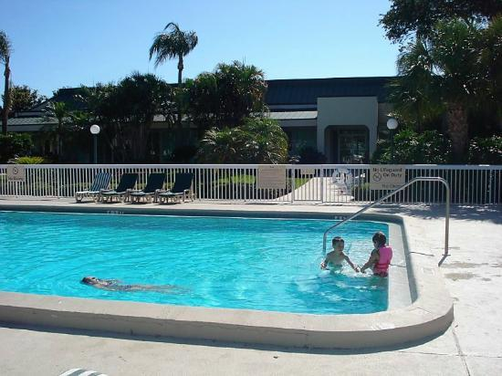 Hampton Inn Clearwater Central: Pool was great for kids and adults