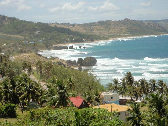 Ocean Two Resort & Residences: Bathsheba - part of the Island Safari Tour