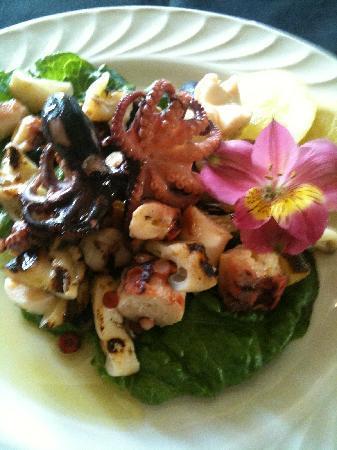 Rustico Italiano Ristorante : Octopus Salad