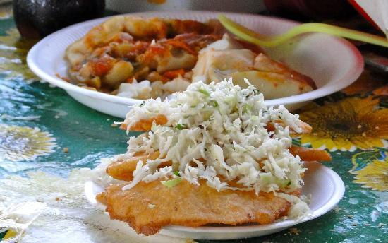 San Ignacio Market: Yummy !
