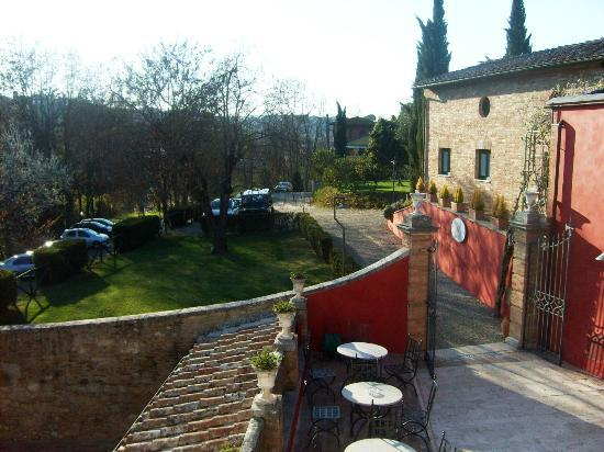 Borgo Grondaie: View from our room (#6)