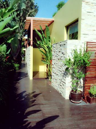 The Rock Hua Hin Resort: Nice Corner