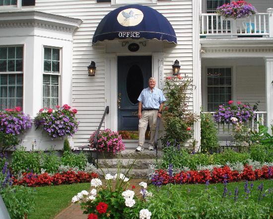 Blue Heron Seaside Inn: Welcome