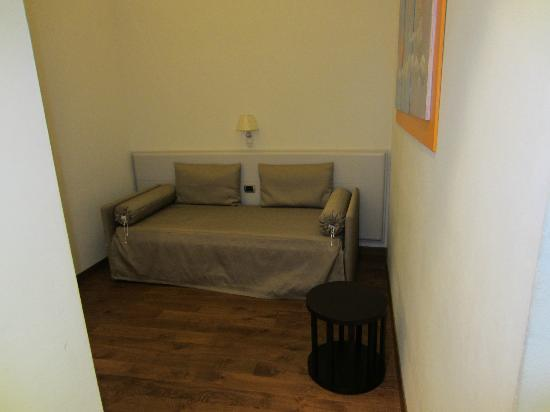 La Signoria di Firenze B&B: Sitting area