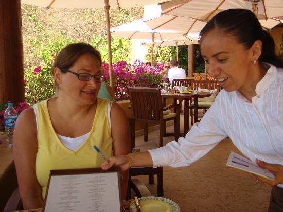 Capella Ixtapa: Exceptional service