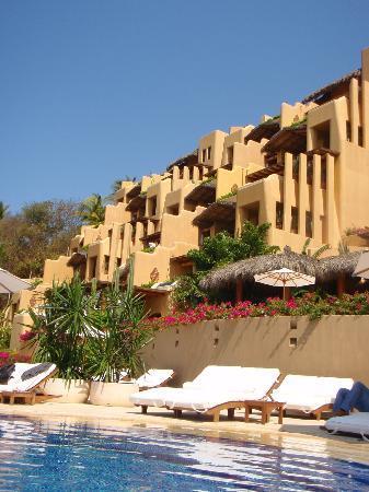 Capella Ixtapa: Rooms