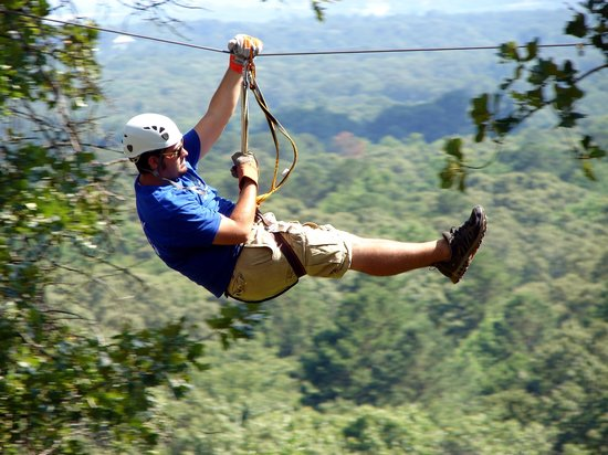 Larue, Техас: New York, Texas ZipLine Adventures