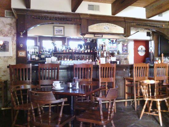 The Blackthorne Inn and Restaurant : The pub where breakfast is served