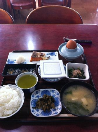 Business Hotel Chidori : オプション朝食500円