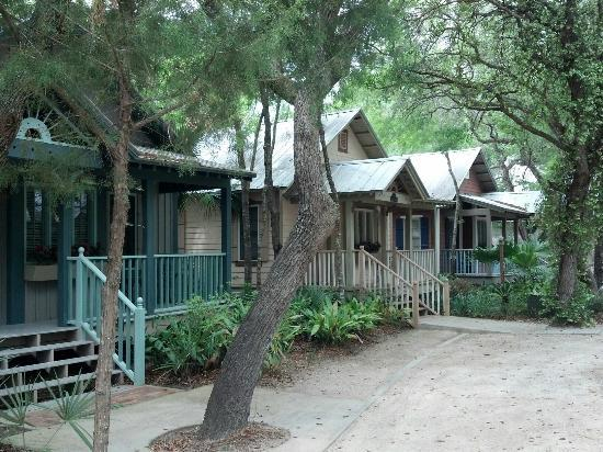 Steinhatchee Landing Resort: cottages