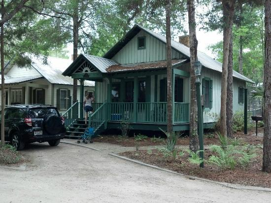 Steinhatchee Landing Resort: cottage 23