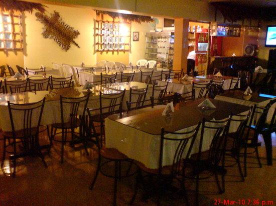 Hotel Tarapoto Inn: Cafetería Multiusos