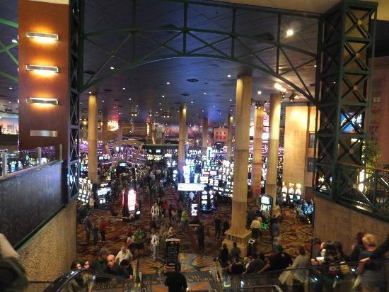 View of the Casino Floor