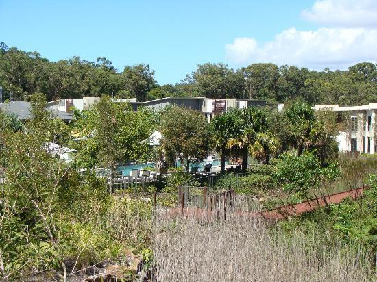 RACV Noosa Resort: view from our room