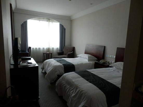 Rhea Boutique Hotel Shanghai Railway Station: 部屋