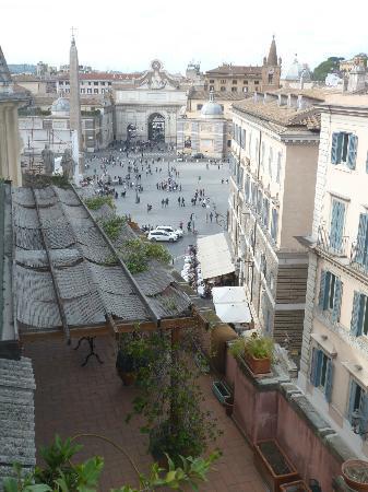 Piranesi Palazzo Nainer Hotel: view