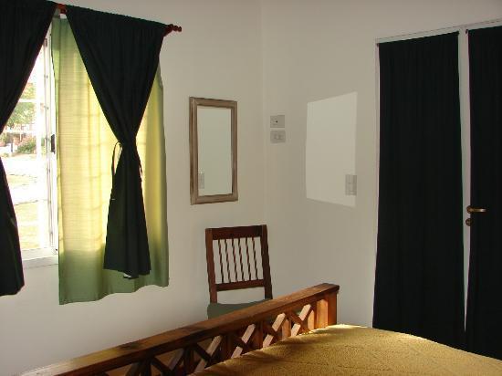 Cabanas Horus: Dormitorio principal