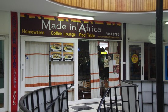 Made In Africa Ethiopian Restaurant