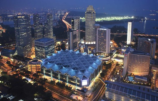 Suntec Singapore Convention & Exhibition Centre
