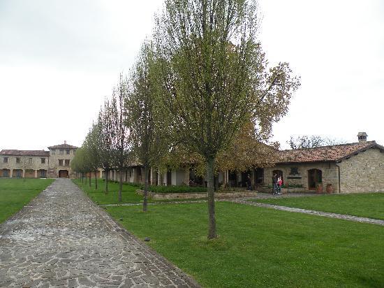 Castelraimondo, Italia: Verso la colazione