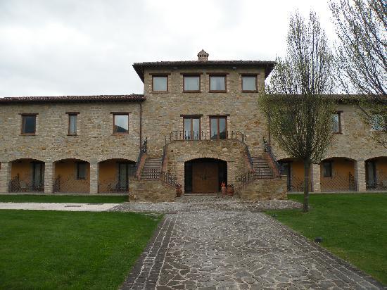 Castelraimondo, Italia: Spa e stanze