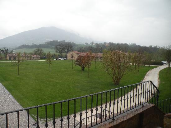 Castelraimondo, Italia: Vista dalla stanza #227