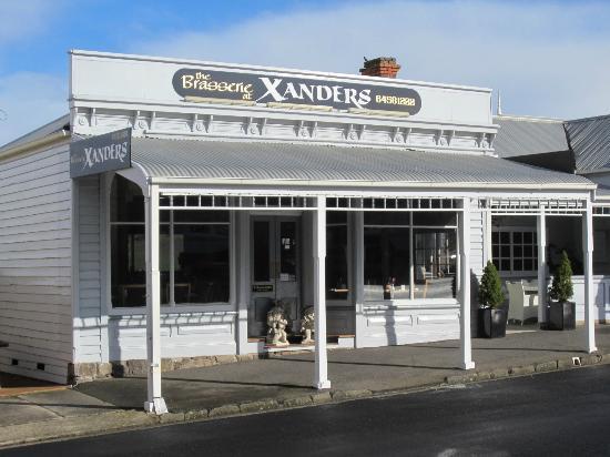 xanders brasserie - Great