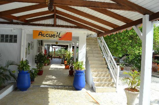 Hotel Le Soleil Levant: Accueil et réception