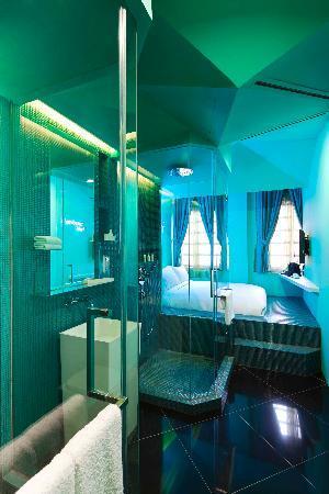 โรงแรมแวนเดอร์ลัสต์: Pantone Room