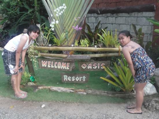 Oasis Resort: resort