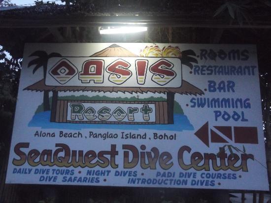 Oasis Resort: oasis