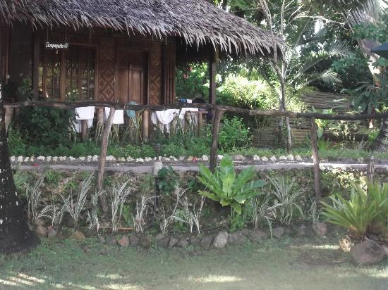 Oasis Resort: our room