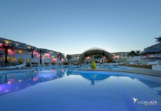 Ushuaia Ibiza Beach Hotel : The Hotel