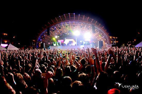 Ushuaia Ibiza Beach Hotel: Parties