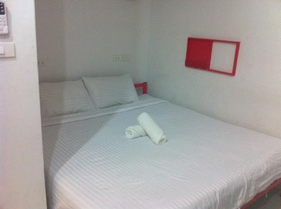 ETZzz Hostel: habitación doble privada