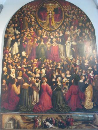 Basilica di Santa Maria di Castello: Art Treasures