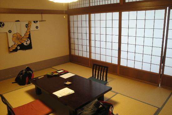โอยาโดะ โคโตะ โนะ ยูเมะ: Japanese style room