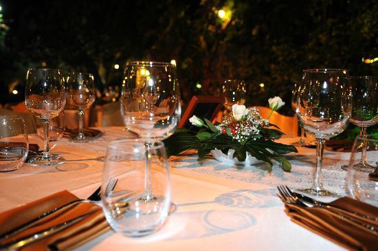 Tur Sinai Organic Farm Resort : Nice Serving