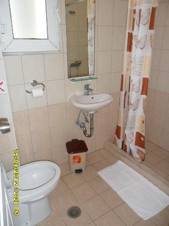 SVEA Hotel: Bagno