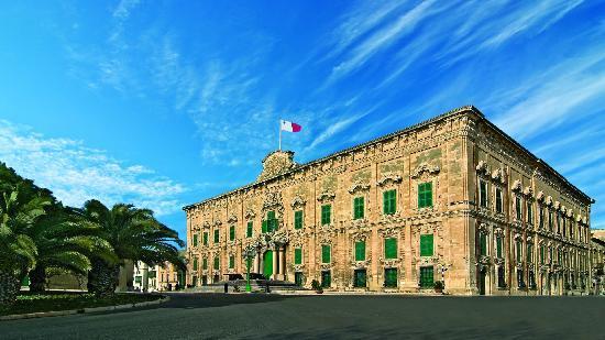 Valletta, Malta: Auberge de Castille