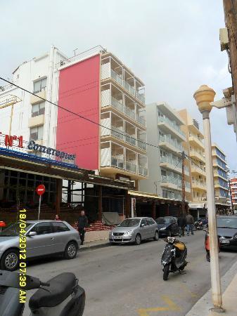 SVEA Hotel : hotel Saronis