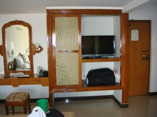 Sree Annapoorna Lodging: TV