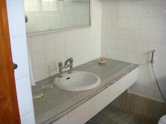 Sree Annapoorna Lodging: Sink
