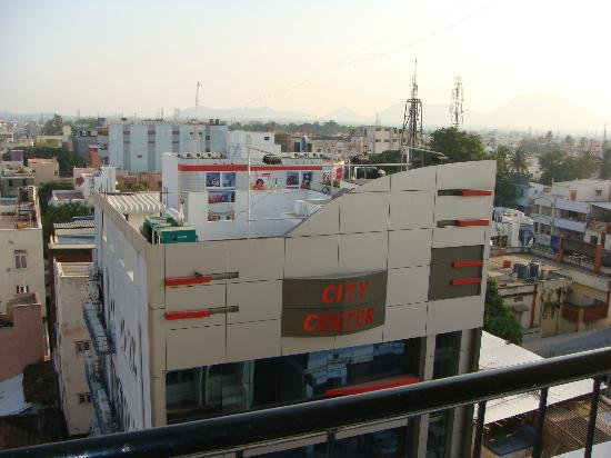 Sree Annapoorna Lodging: View from the room