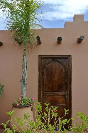 Riad Dar ATTIKA : Sur la terrasse, la suite africaine.