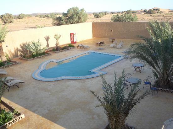 Hotel Nomad Palace: Oasis en medio del desierto