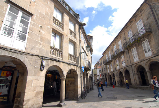 Photo of Santo Grial PR Santiago de Compostela